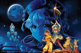 Lunar Wars Poster